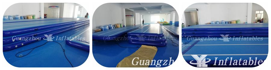 inflatable gym mat factory (air track hot sale)