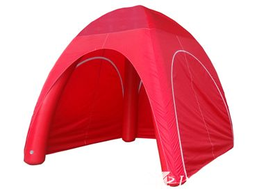 Air Sealed Tents