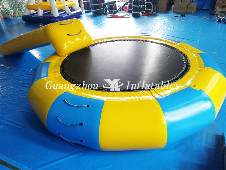 China Inflatable water trampoline Factory Price