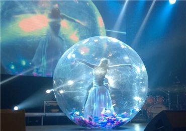 wonderful water zorb