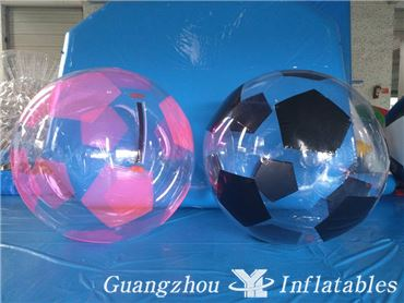 Color Football Water Ball