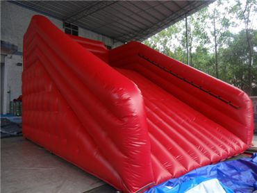 best selling commercial inflatable zorb ramp