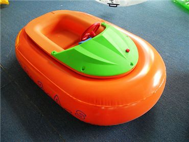 Color Bumper boat