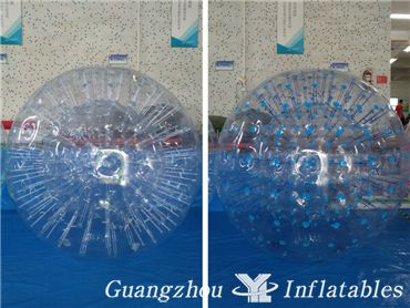 blue-dots-zorb-ball