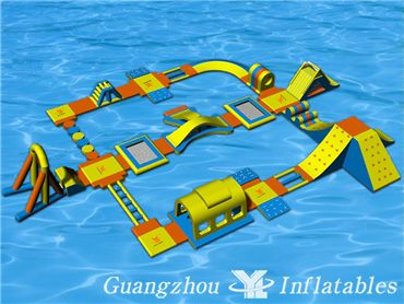 YL Inflatable Water Park Cheap Inflatable Commercial Water Park