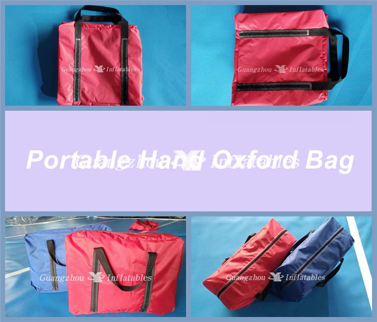 portable hand oxford bag