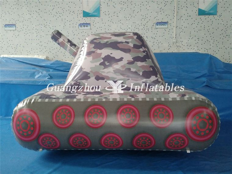 paintball air bunker tank