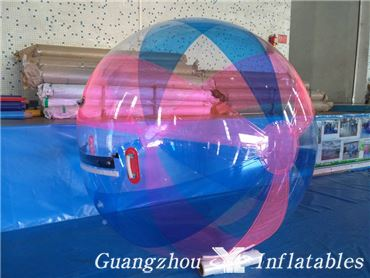 Inflatable Tricolor Human Water Sphere