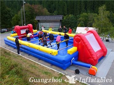 Inflatable Football Shape Pool