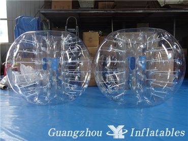 Inflatable Bumper Bubble Ball- Zorbing Football Suit For Family
