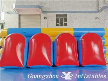 Fashionable Inflatable Paintball Bunker Games For Kids and Adults
