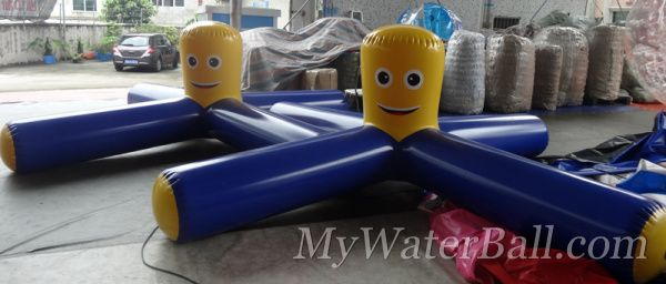 inflatable water dog