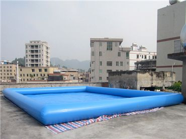 Rectangular pool