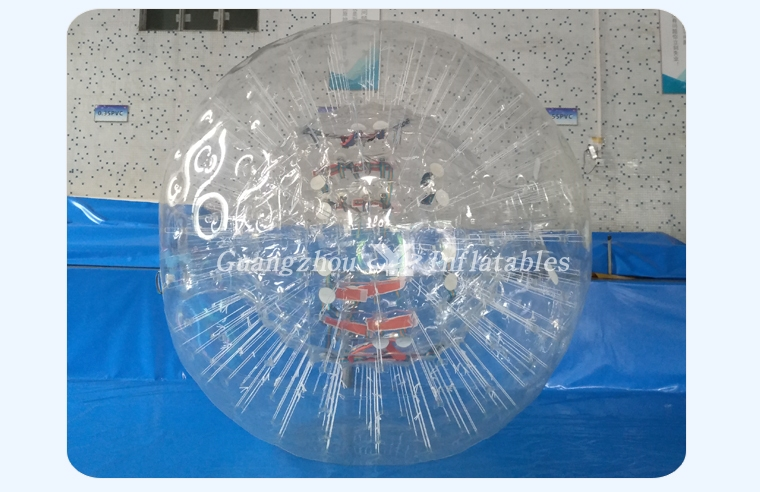 inflatable bumper body zorb ball
