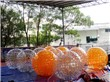 Land TPU used football inflatable body adult zorb ball soccer zorb ball for bowling