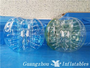 Inflatable Bubble Suit With Window