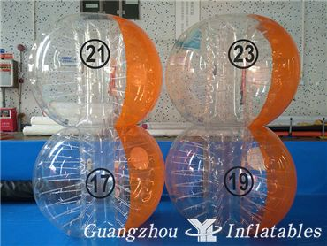 Multi-Colors Inflatable Bubble Football