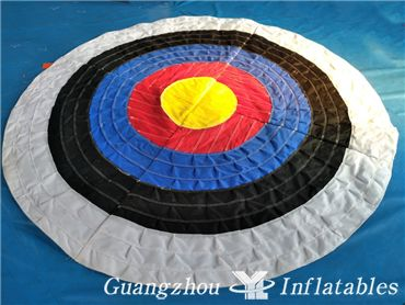 Inflatable Velcro Foot Dart Target, Archery Tag Style Dart Target