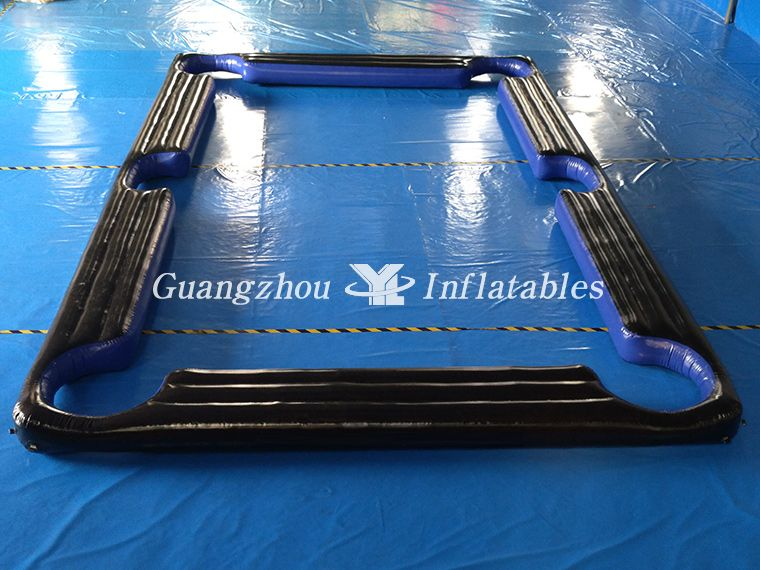 Hot Sale Sport Games, Inflatable Snooker Football Table