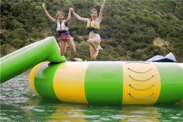 High Quality Inflatable Water Trampoline