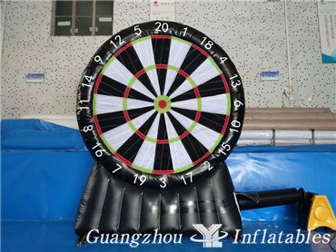 New Special Design Inflatable Soccer Shooting Darts Board