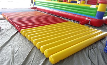 Inflatable Colorful Floating Tube