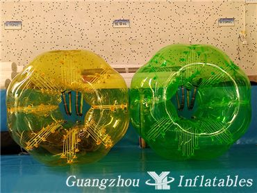 Full-color Soccer Bubble Zorbing Football