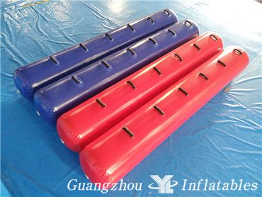 Colorful Floating Tube, Inflatable Jumping Sausages Games