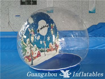Big Inflatable Display Ball, Christmas Giant Show Ball