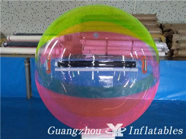 Giant Double Color Water Ball