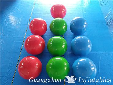 Top Quality 10pcs Inflatable Paintball Bunkers, Paintball Bunker Arena Filed
