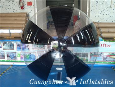Classical Inflatable black water ball for pool
