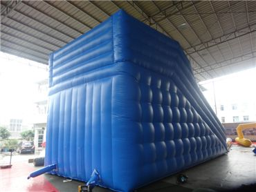 high quality inflatable zorb ramp zorb ball launch ramp