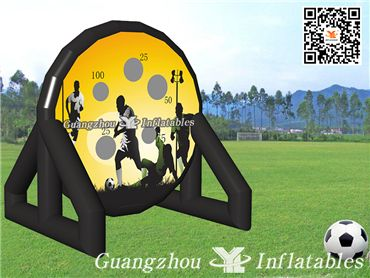 Inflatable Sport Game Football Dart