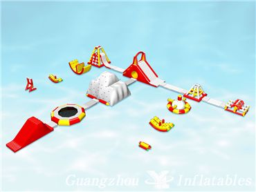 Amazing Inflatable Water Park Games, YL Giant Inflatable Water Park for Sale