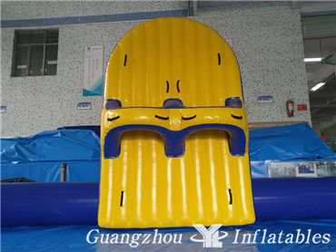 inflatable slipper pool float