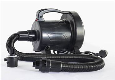 1200W AC Electric Air Pump Inflate and Deflate for Air Mattress