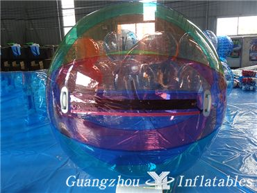 water bouncing ball