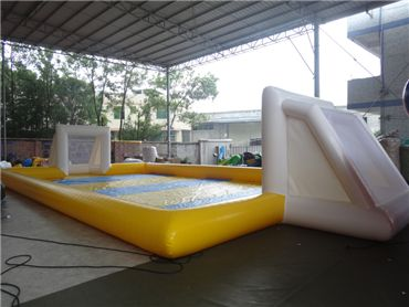 OEM Manufacture Hot Sale Inflatable Football Pitch For Export