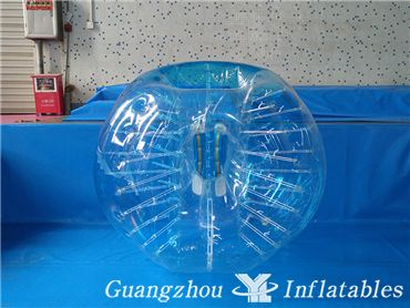 Inflatable Bumper Balls with One Side Window, Inflatable Zorb Body Ball