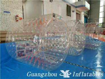 Inflatable Best Seller TPU Inflatable Bubble Roller Ball Is Suitable For Family